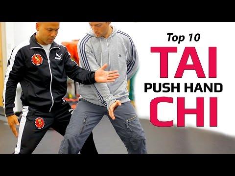 Top 10 Tai Chi Push Hand - Awesome Tai Chi Chuan video