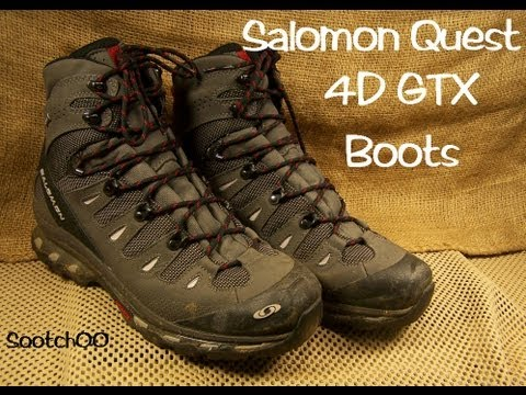 Salomon Quest 4D GTX Boots