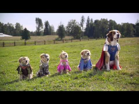 Super Buddies - Süper Patiler Film Fragman
