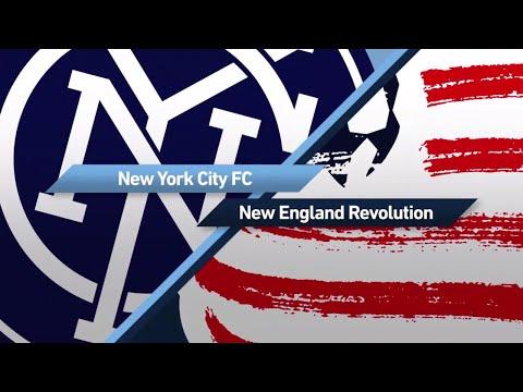 Highlights Nycfc Vs New England 08 20 17