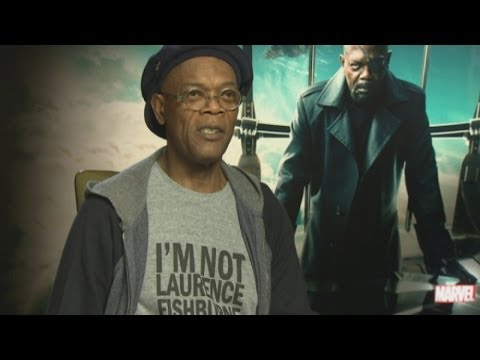 Samuel L Jackson interview: I'm not Laurence Fishburne