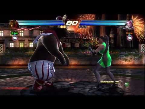 Tekken Tag Tournament 2 Kuma / Panda vs Jaycee / Hwoarang #4 5/2