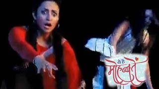 Ye Hai Mohabbatein 15th October 2015 Episode | Shagun COMMITS SUICIDE!