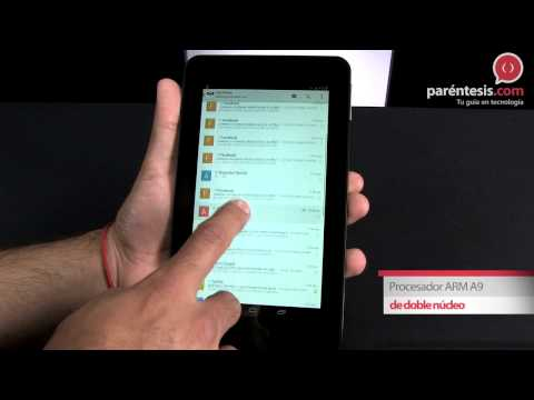 HP 7 Tablet Aka Mesquite (Wal-Mart) Unboxing & Review