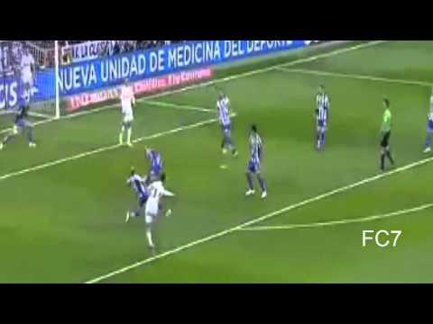 Real Madrid vs Deportivo La Coruña 2-0 All Goals and Highlights 14/02/15 BBVA HD