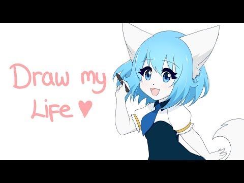 Draw My Life | Wolfychu