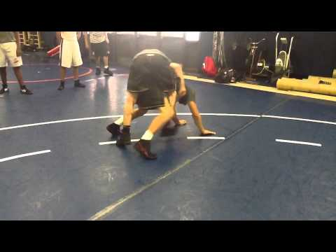 Chain wrestle drills Image 1