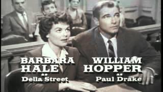 Perry Mason TV Show at Blog