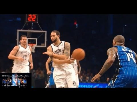 Deron Williams Nets Offense Highlights 2012/2013