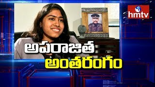 Kargil Hero Major Padmapani Acharya Daughter Aparajita Special Interview | Coffee Table Book | hmtv