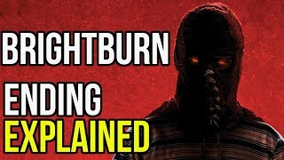 BrightBurn Ending Explained | Evil Superman