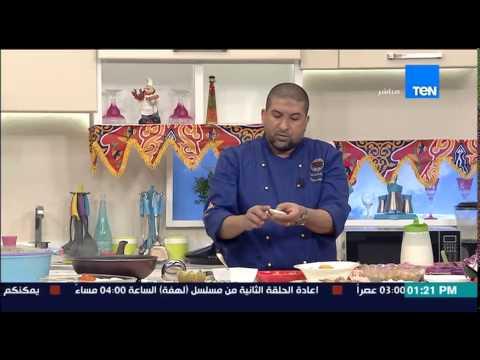 مطبخ سي السيد - حلقة 20-6-2015 - الشيف حسن حسونة - حلقة الفتة اللبنانى - Matbakh Si El Sayed