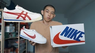 Cortez的設計, 其實是抄襲回來的? [Eng Sub] Nike Cortez Is a Rip-Off?