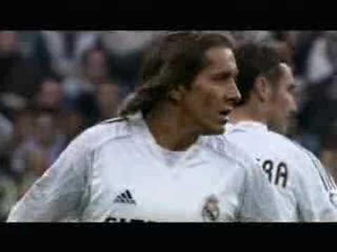 Real Madrid vs. Barcelona: Owen's Goal!