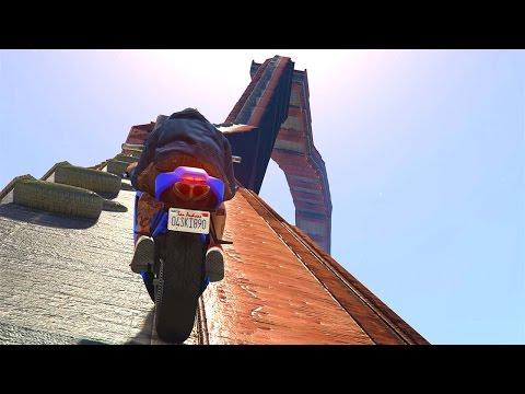 Я СОЗДАЛ СВОЙ СЛОЖНЫЙ ПАРКУР! (GTA 5 Смешные Моменты)