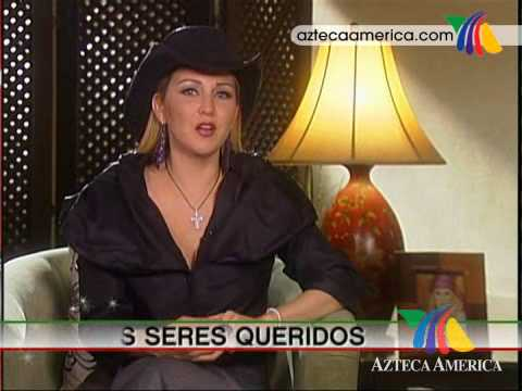 ENTREVISTA EXCLUSIVA CON ALICIA VILLARREAL (1/4)