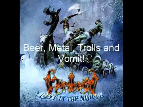 NordHeim - Beer Metal Trolls And Vomit