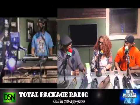 Total Package Radio 5-13-2015 with B Walkers Of London