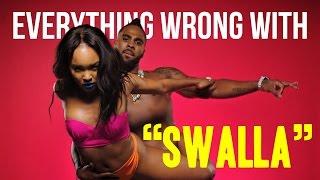 Everything Wrong With Jason Derulo Swalla feat Nicki Minaj Ty Dolla ign