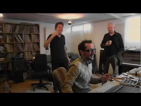 Joe Jackson and Zuco 103 in the Studio, filmed by Remko Dekker
