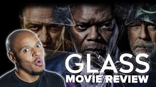 'Glass' Review - A Review with a Twist!