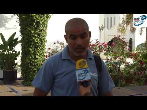 تصريح للصحفي رشيد أنور حول انسحاب الإعلاميين من لقاء شركة سانطرال