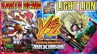 PERTEMPURAN ANTAR GENERASI!!! GOD AXEL VS GALLEON  - Animal Kaiser Versus #12
