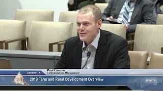 Overview of Farm Economy