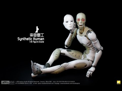 REVIEW : 1/6 Synthetic Human 1000TOYS