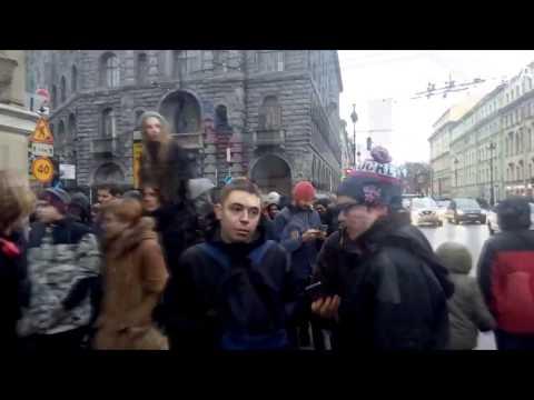 «Обличья протеста»: 26 марта 2017, Санкт-Петербург