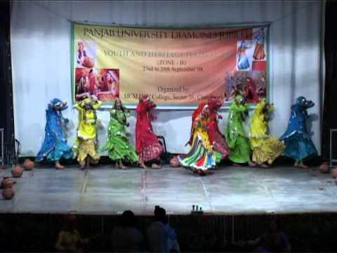punjabi folk dance sammi