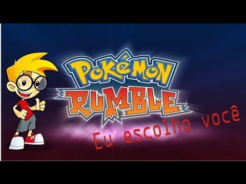 Pokemon Rumble - Temos que pegar