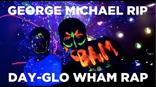 Watch George Michael Wham Rap video