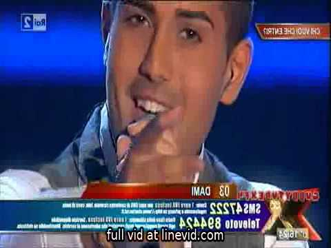 MUST SEEDAMI IF I AIN  39 T GOT YOU   X FACTOR 4 5aPuntata 05.10.10