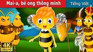Mai-a bé ong thông minh | Chuyen co tich | Truyện cổ tích việt nam