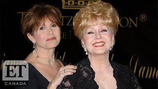 Family Of Debbie Reynolds And Carrie Fisher Share Their Heartbreak