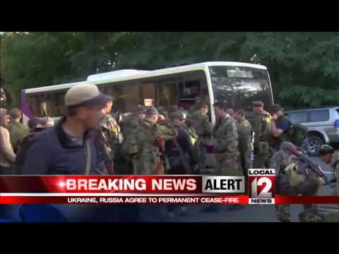 Putin: Ukraine must withdraw, rebels must ha
