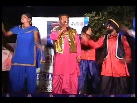 Pop N Rock Folk Chan Kitha Gujari Singer Lucky Punjabi. video
