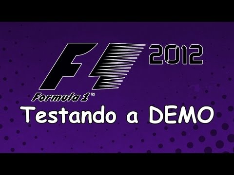 F1 2012 - Testando A Demo - Gms Br