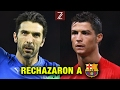 Los 7 Jugadores de Clase Mundial que Rechazaron al Barcelona | Zicrone21