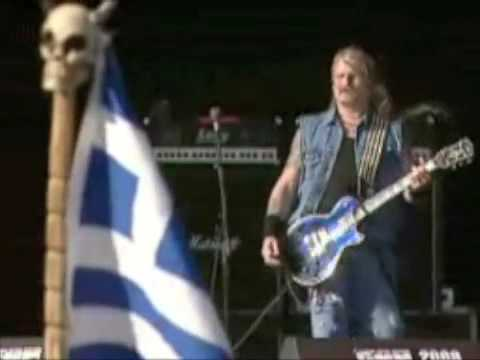 Iced Earth - The Dark Saga (Live Graspop 2008)
