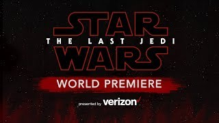 Live From The Red Carpet Of Star Wars: The Last Jedi by : Star Wars