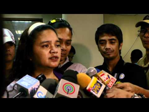 March 8 2012 Gabriela opposes fare hike
