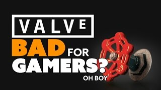 Good Guy Valve is BAD FOR GAMES? oh boy - The Know Game News