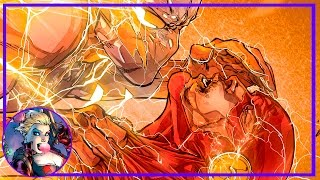 Кто кого? Флэш против ГадСпида.[Финал] Flash vs Godspeed. Dc Comics Rebirth.