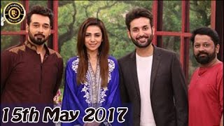 Salam Zindagi - 15th May 2017 - Top Pakistani Show
