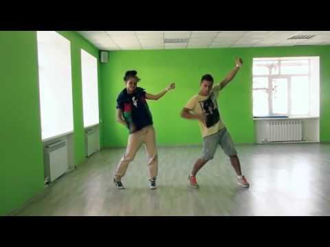 Видео урок танца на песню 'Недетское время'