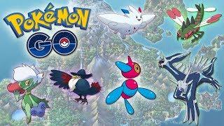 MEJORES POKÉMON con 4 GEN de tipo Hada, Volador, Veneno, Acero, Bicho y Normal! Pokémon GO [Keibron]