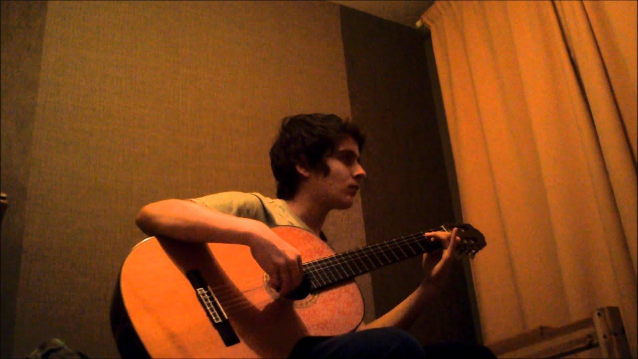 johnny hallyday les portes du p 233 nitencier reprise guitare