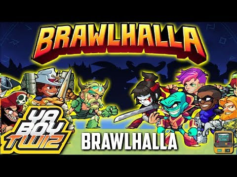Brawlhalla  : Come Join!